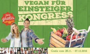 vegan für einsteiger onlinekongress